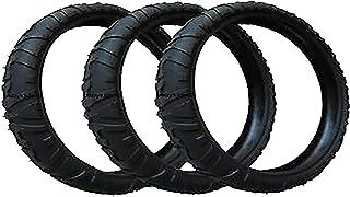 2-1//3 x 9 pouces poussettes fauteuils roulants Pour landau Pneus en caoutchouc pour roue pneumatique 60x230 mm poussette