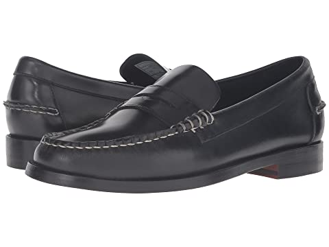 SEBAGO Legacy Penny, Black Leather