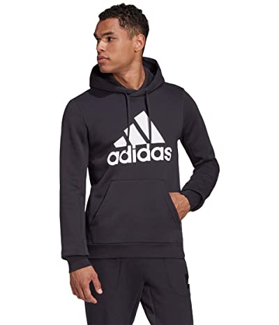 adidas Must Have Badge of Sport Pullover Fleece (Black) Men
