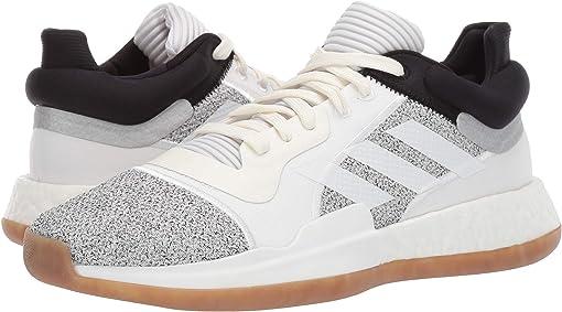 Off-White/Footwear White/Core Black