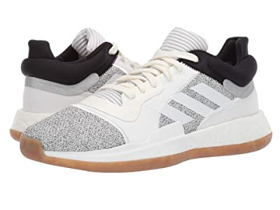 adidas Marquee Boost Low (Off-White/Footwear White/Core Black) Men