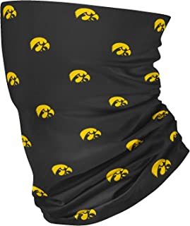 FOCO NCAA College Team Logo Neck Multi-use Gaiter Scarf