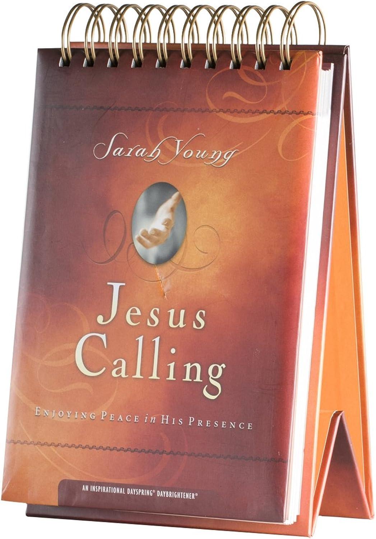 Dayspring Sarah Young 's Jesus Calling Große Tischplatte daybrightener, Ewiger Flip Kalender, 366 Tage der Inspiration (51202) B00K8V2X42   Günstige Preise