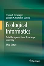 Ecological Informatics: Data Management and Knowledge Discovery