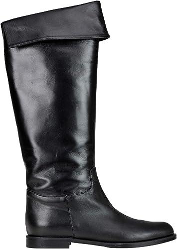 Yosh Collection High High Leg Leather bottes Woman  100% authentique