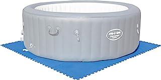 comprar comparacion Bestway Flowclear Azulejos de protección del Suelo, Azul