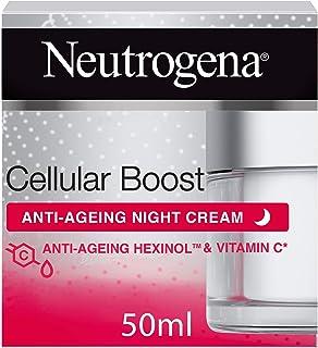 Neutrogena, Face Cream, Cellular Boost, Anti-Ageing Night Cream, 50ml