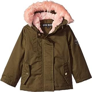 Baby Girls Cotton Anorak Jacket