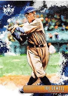2019 Panini Diamond Kings #28 Joe Sewell Cleveland Indians Baseball Card