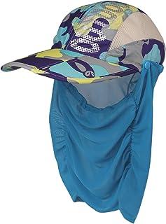 [Flammi(フレミ)] 日よけ帽子 折りたたみ UVカット帽子 ゴルフ ランニング 紫外線対策に