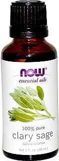 Now Foods, Essential Oil Clary Sage, 1 Fl Oz