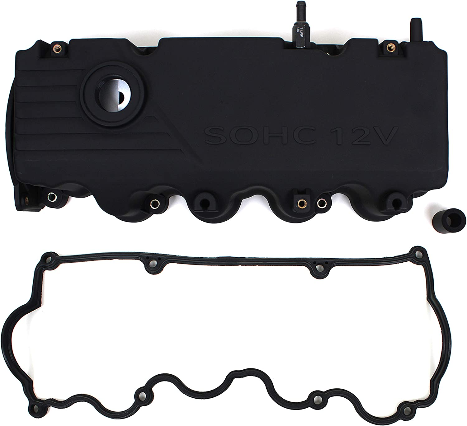 ENGINE VALVE COVER w GASKET OFFicial Ranking TOP14 site COMPATIBLE WITH PCV HY 00-02