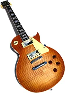 Musoo Brand LP-Style Electric Guitar With Epi ProBucker Pickup,Heads Tuners MADE IN TAIWAN