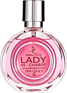 Dorall Collection Lady In Charge Eau de Parfum Spray for Women 100ml