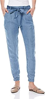 Iconic Drawstring Jeans for Women