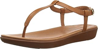 Women's Tia Toe-Thong Sandals-Leather