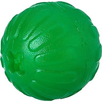 Starmark Treat Dispensing Chew Ball Tough Dog Toy