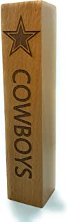 Dallas Cowboys Beer Tap Handle Engraved