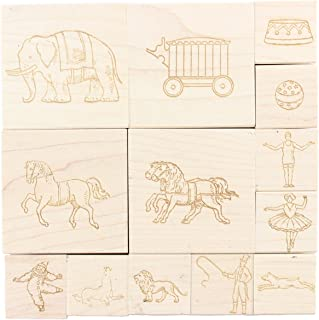 Best circus rubber stamps Reviews