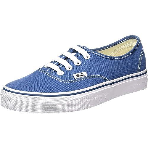 vans unisex blue