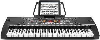 Flexzion 61-Key Electronic Keyboard Professionals Digital Ki