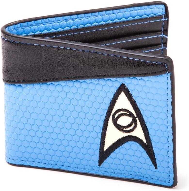Star Trek Blue Bi-Fold Wallet
