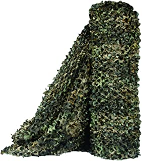 LOOGU Camo Netting, Camouflage Net Blinds Great for...