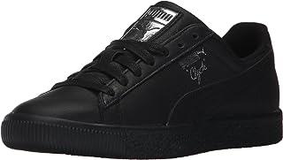 PUMA Kids' Clyde Core L Foil Sneaker