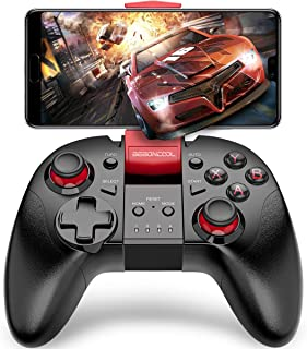 BEBONCOOL Android Game Controller with Clip for Android Phone/Tablet/Gear VR