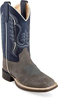 Old West Kids Boots Boy's Hudson (Toddler/Little Kid)