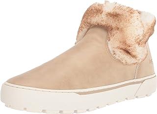 Lugz Women's Sprig Fashion Boot, Toasted Marshmallow/Cream-tan-Winter White, 6