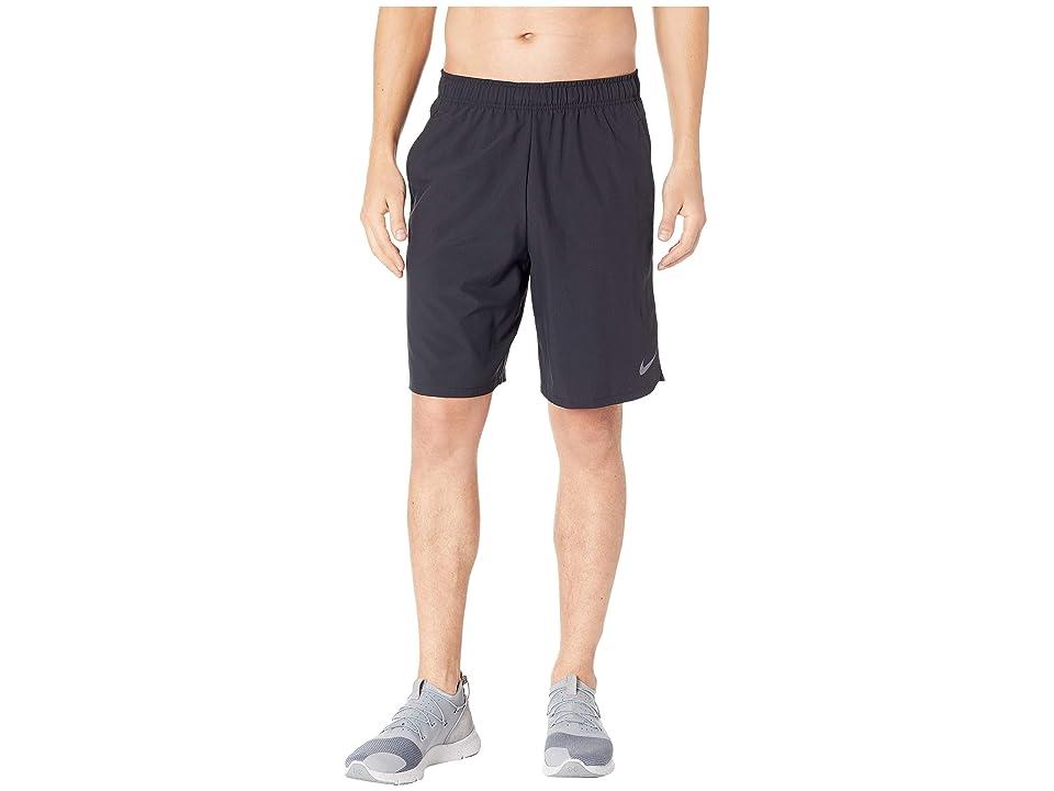 Nike Flex Shorts Woven 2.0 (Black/Dark Grey) Men