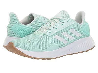 adidas Running Duramo 9 (Clear Mint/Footwear White/Ice Mint) Women