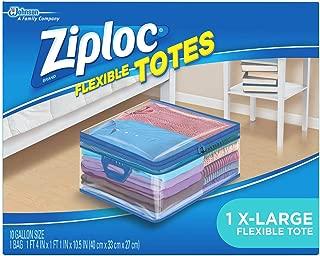 Ziploc Flexible Totes, XL -2 pk