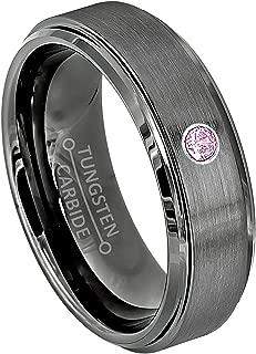 gray tourmaline ring