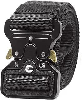 REFINEMMEE Battle Tactical Riggers Belt ,Military Molle EDC Belt Law Enforcement Duty Survival Harness,1.7
