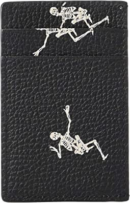 Dancing Skeleton Card Holder