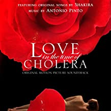 Love In The Time Of Cholera (Original Motion Picture Soundtrack)