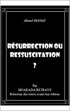 Résurrection ou ressuscitation ? (French Edition)