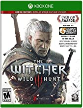 The Witcher 3 III Wild Hunt Xbox One Game