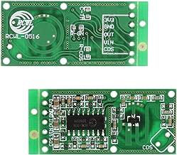 5Pcs Microwave Radar Sensor RCWL-0516 Switch Module Human Induction Board Detector