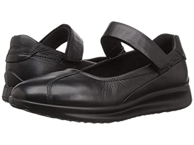 ECCO Aquet Mary Jane (Black) Women