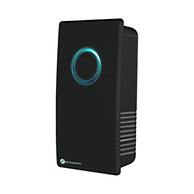 Germ Guardian GG1100B Pluggable Air Purifier & Sanitizer, Eliminates Germs and Mold with UV-C Light, Deodorizer