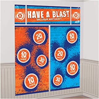 Nerf Wall Poster Decorating Kit (5pc)