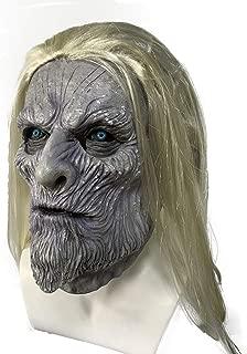 Best white walker halloween mask Reviews