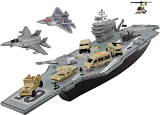 Daron Worldwide Trading Aircraft Carrier BP96243 Playset