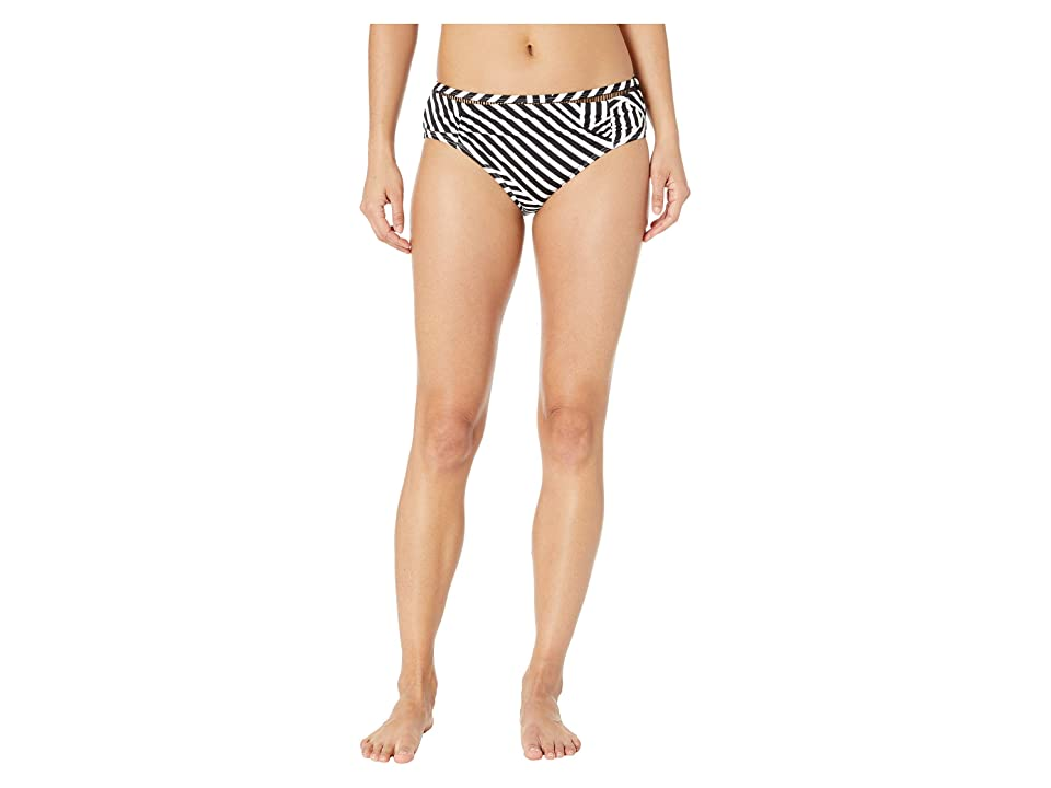 Tommy Bahama - Tommy Bahama Fractured Stripe High Shirred Bottoms