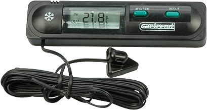 Cartrend 60143 Termómetro digital de interior / exterior, pilas incluidas
