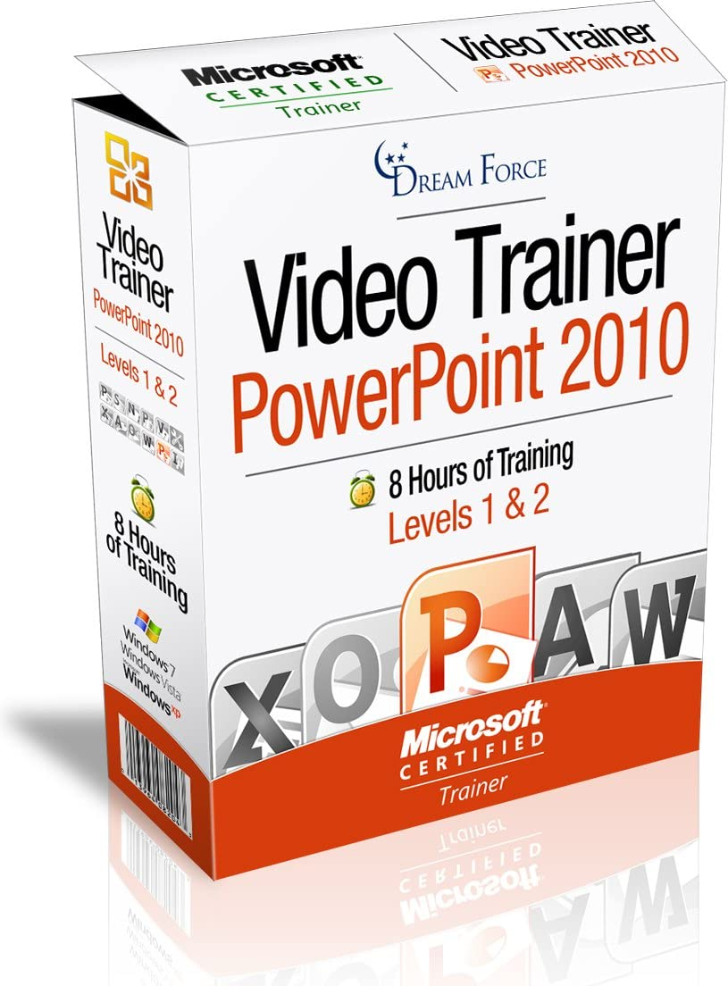 PowerPoint Max Brand Cheap Sale Venue 63% OFF 2010 Training Videos – of Hours 201 8