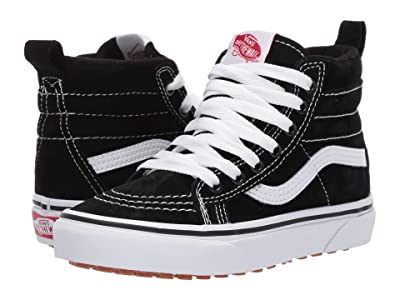 Vans Kids SK8-Hi MTE (Little Kid/Big Kid) ((MTE) Black/True White) Boys Shoes